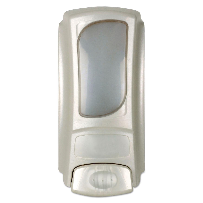 Hand Care Anywhere Dispenser, 15 oz, 3.88 x 3.25 x 7.88, Pearl