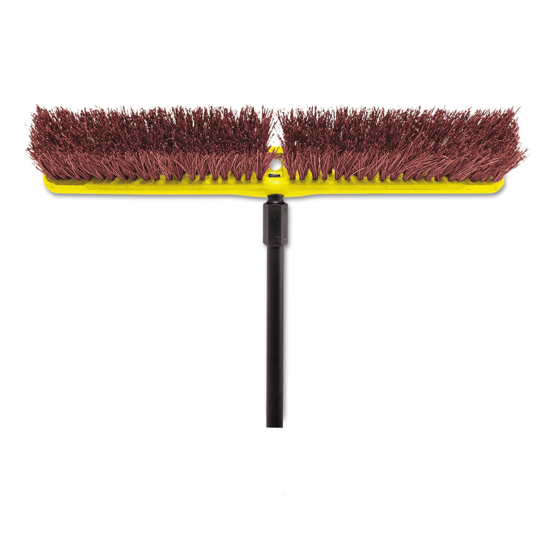 Heavy-Duty Floor Sweep Head, 24