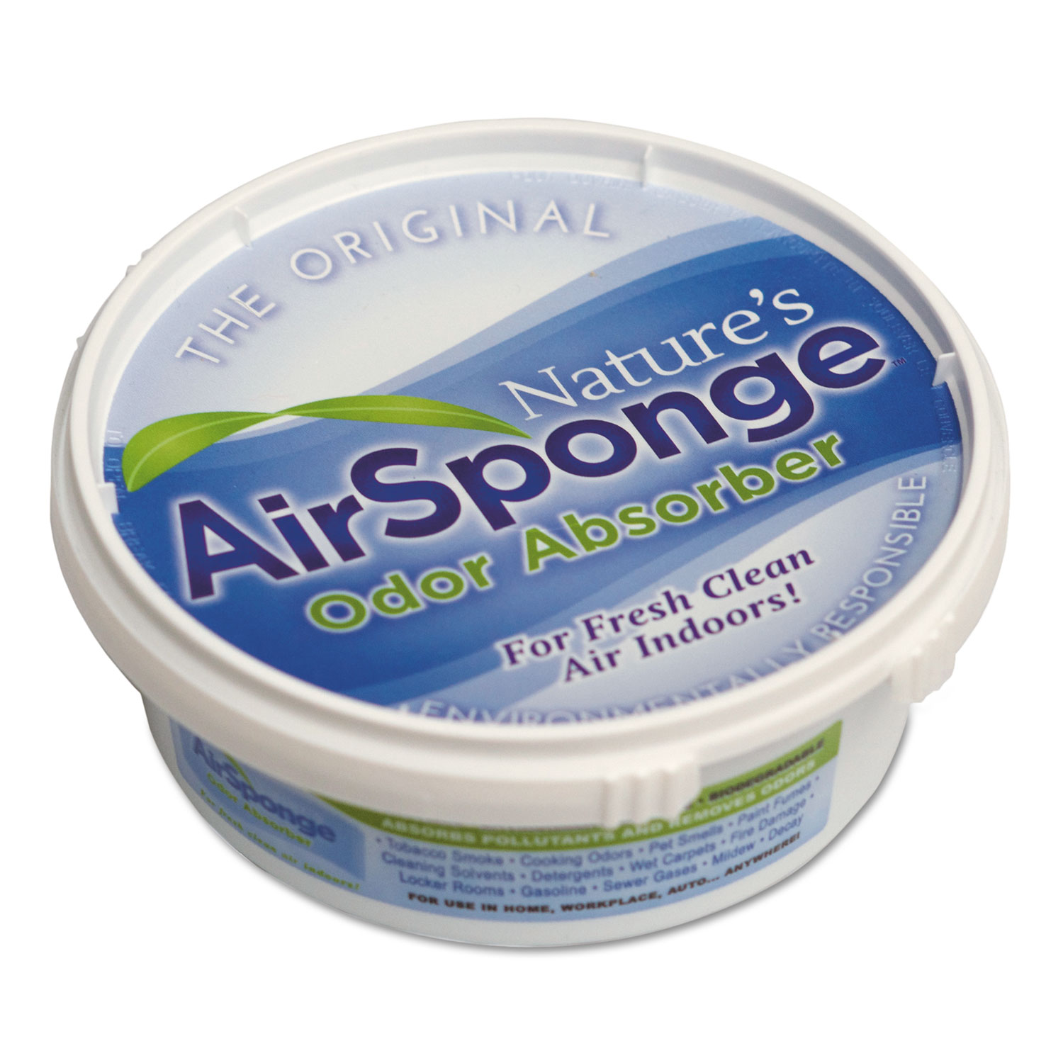 How To Use Nature S Air Sponge