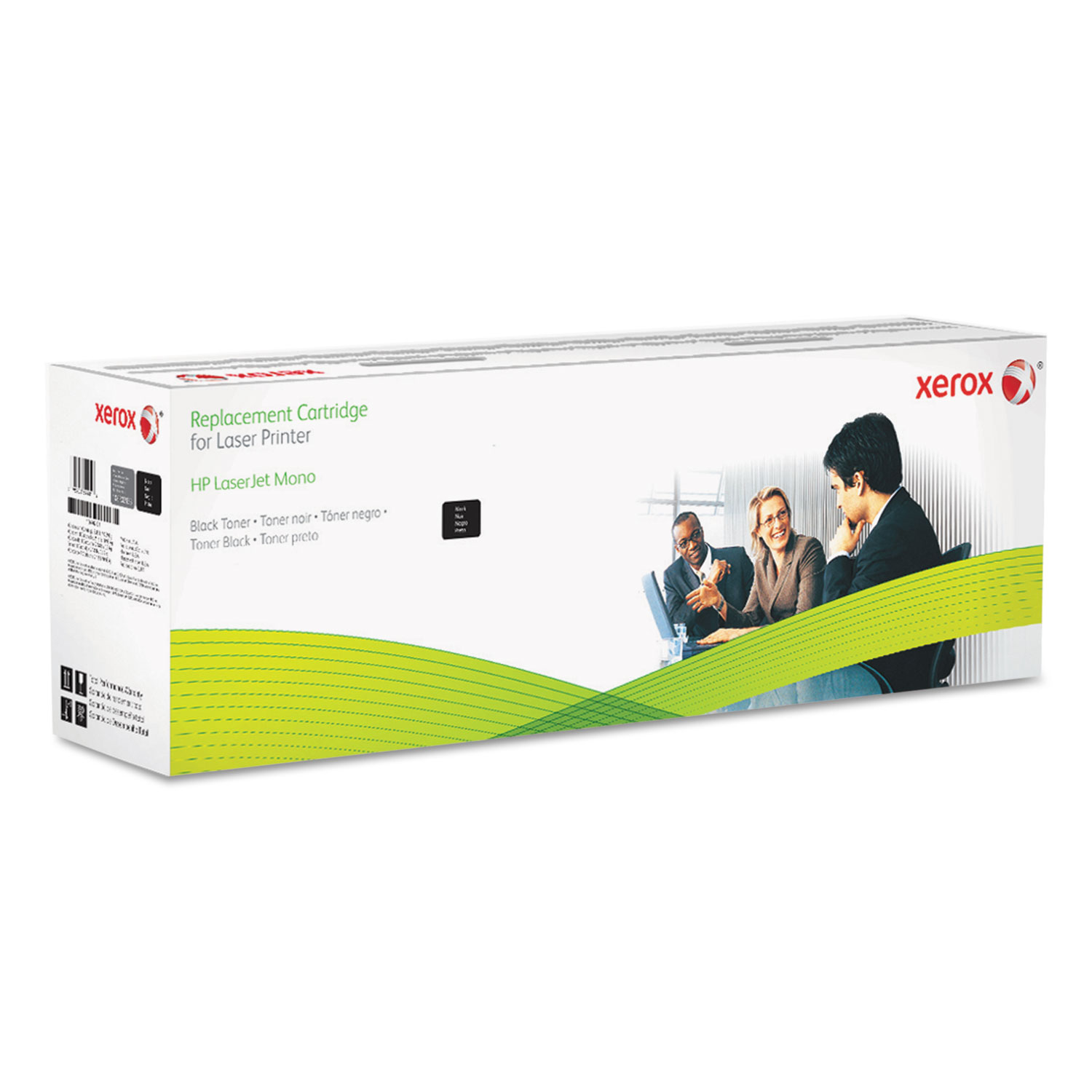 006R03324 Remanufactured CF325X (25X) High-Yield Toner, 47900 Page-Yield, Black