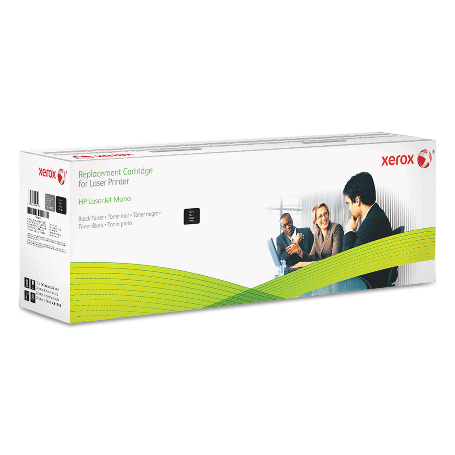 006R03322 Remanufactured CF283X (83X) High-Yield Toner, 2600 Page-Yield, Black