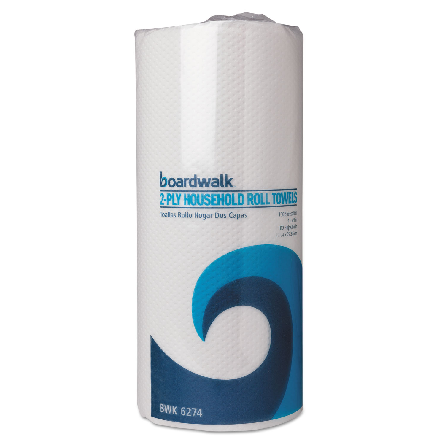 Perforated Paper Towel Rolls By Boardwalk 174 Bwk6274