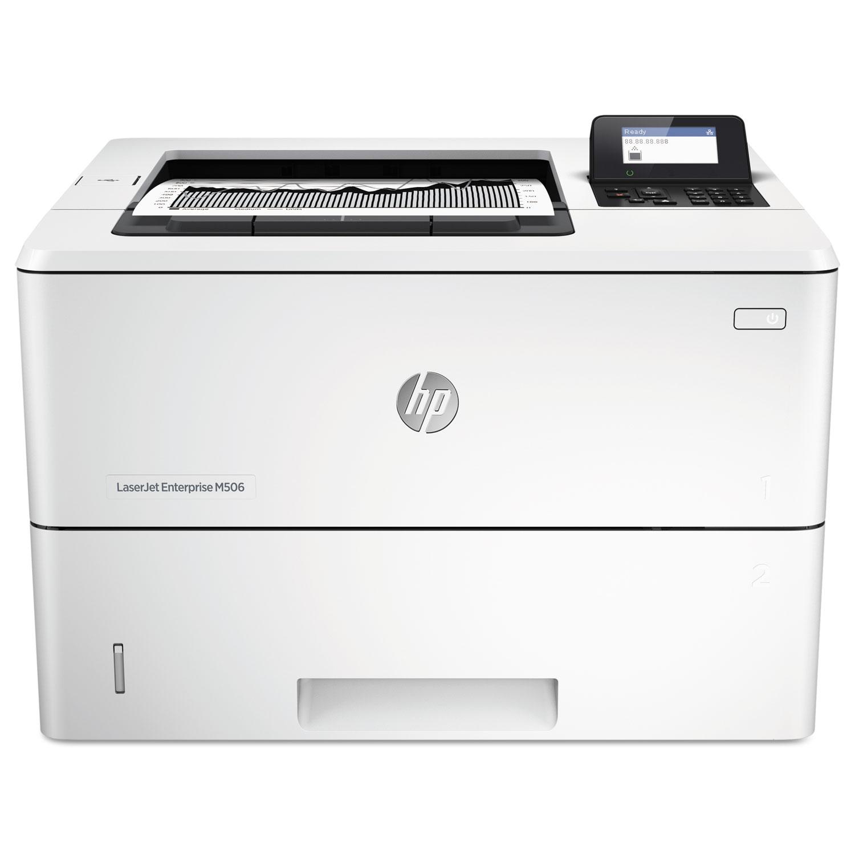 LaserJet Enterprise M506dn Laser Printer