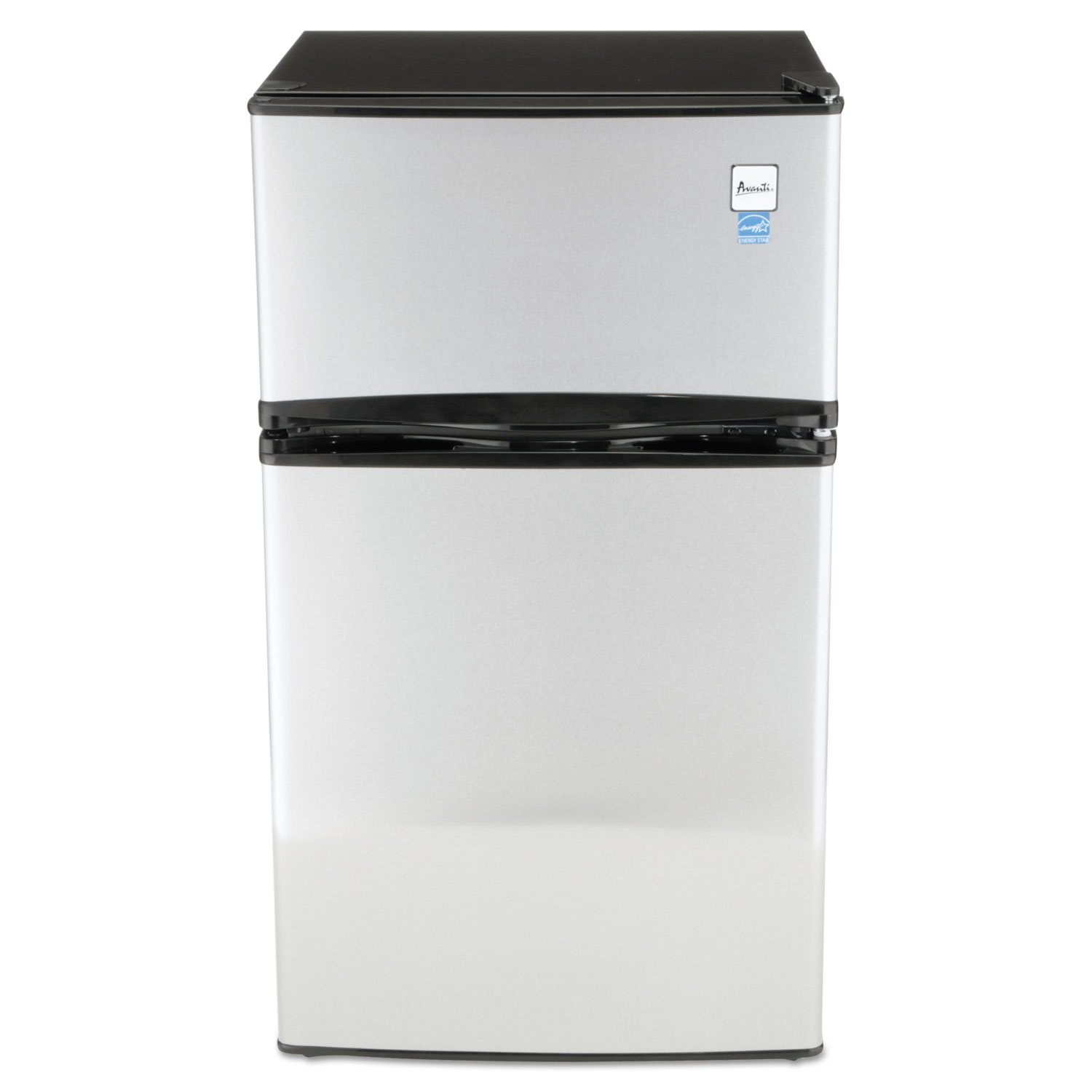 Counter Height Refrigerator And Freezer : Counter-Height 3.1 Cu. Ft Two-Door Refrigerator/Freezer by Avanti ...