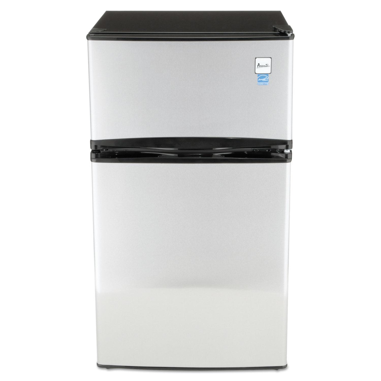 Counter Height 3 1 Cu Ft Two Door Refrigerator Freezer