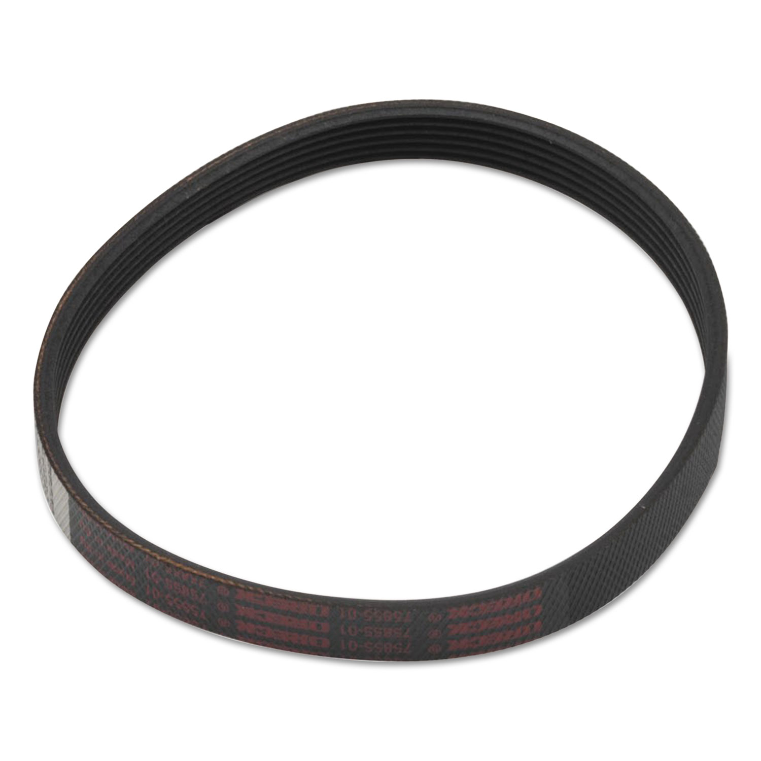 Replacement Permanent Belt for Oreck XL, 3/Pk