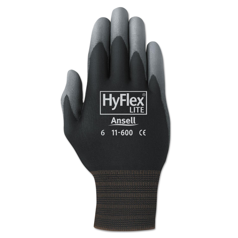 Ans116008 Ansellpro Hyflex Lite Gloves Zuma