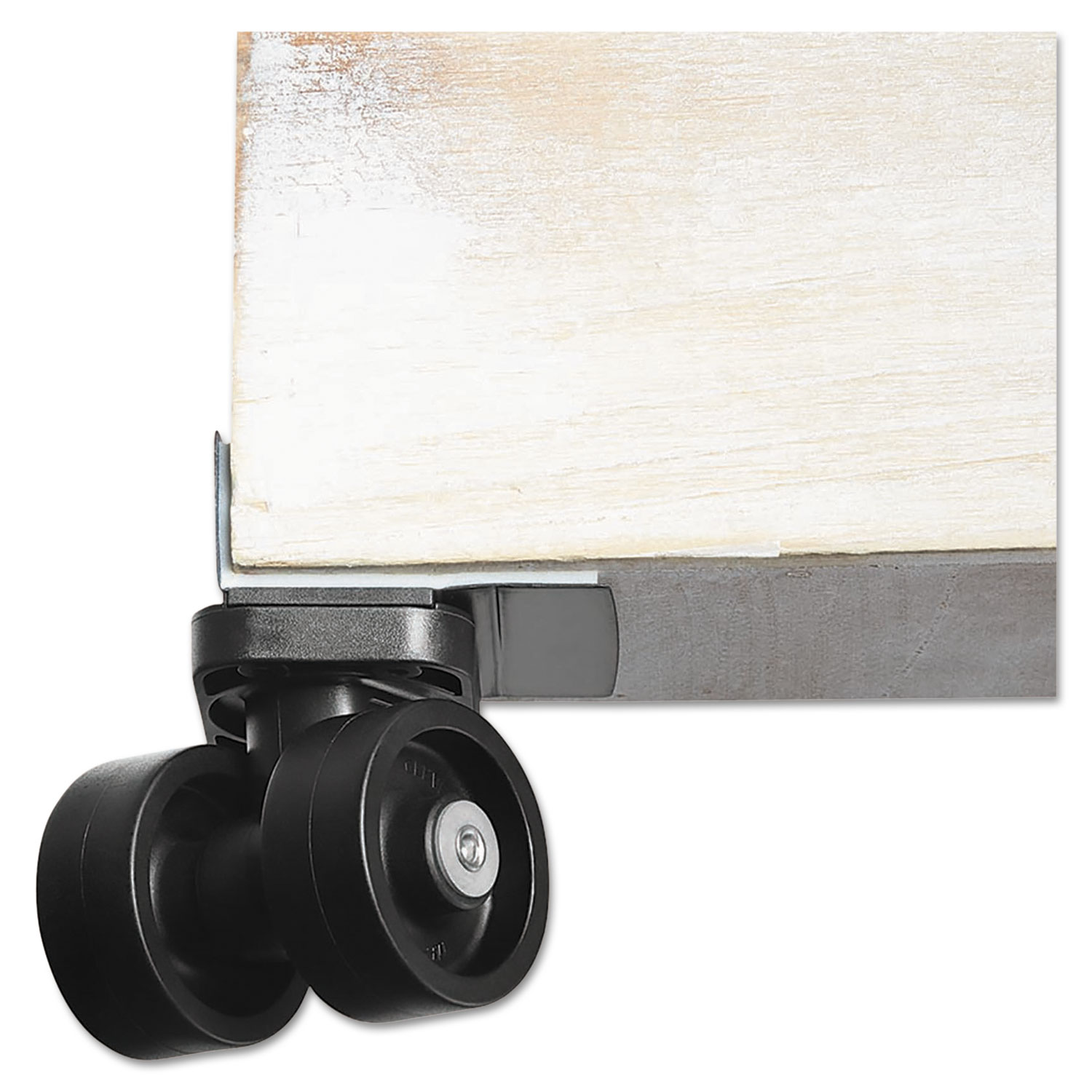 Roll Arounds Instant Swivel Wheels by Master Caster MAS