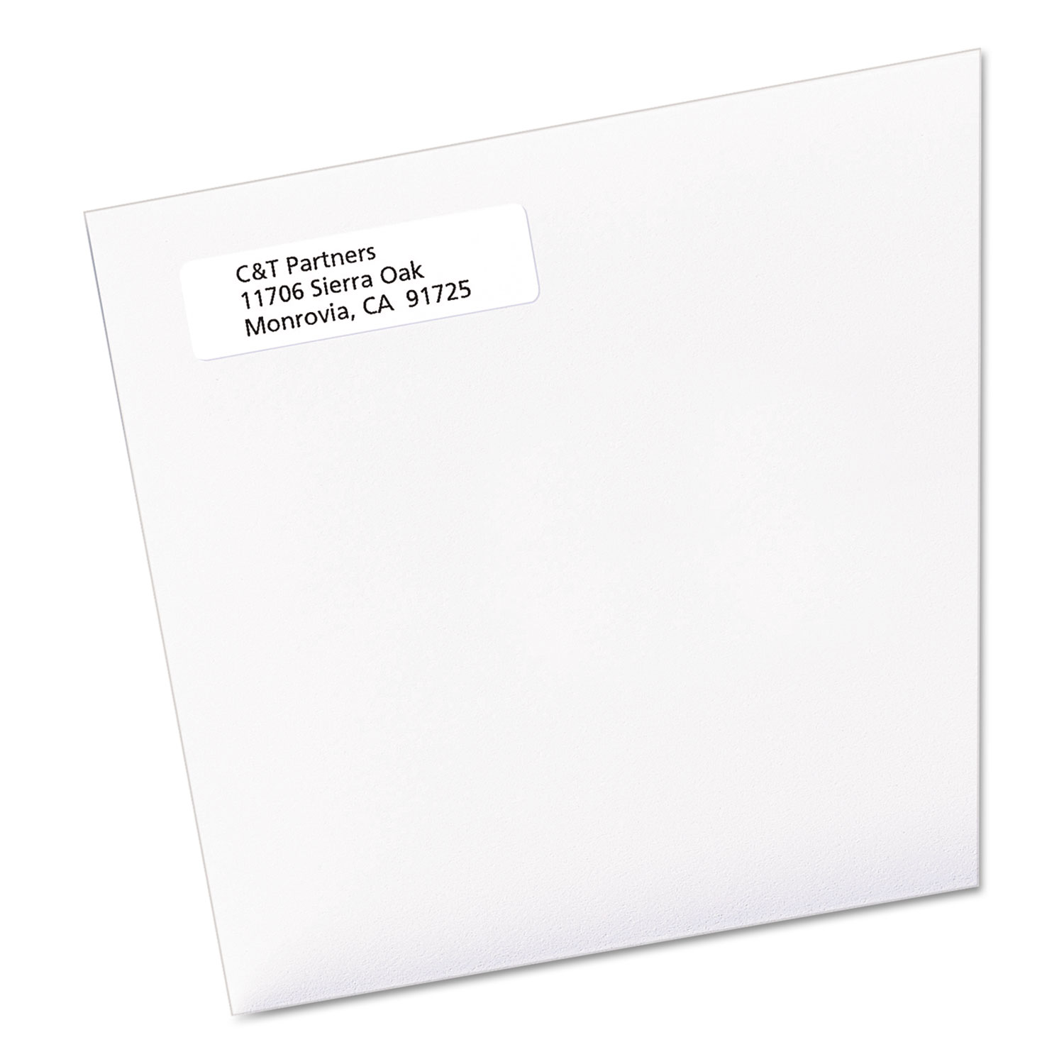 easy peel return address labels by avery ave5167 ontimesupplies com