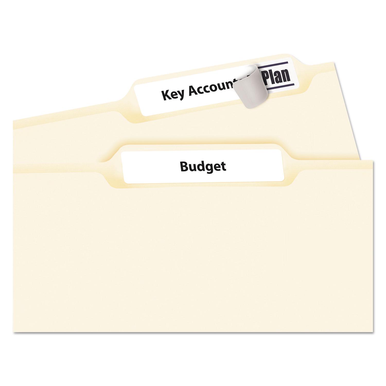 ave5366 avery permanent file folder labels