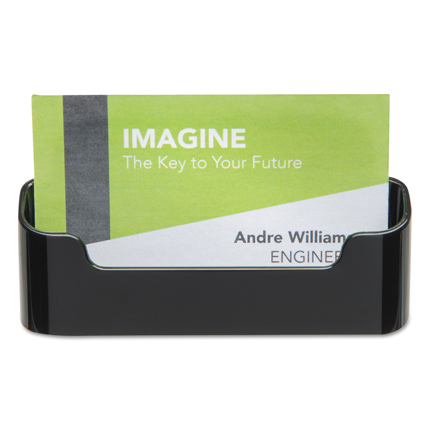 recycled business card holder by deflectodef