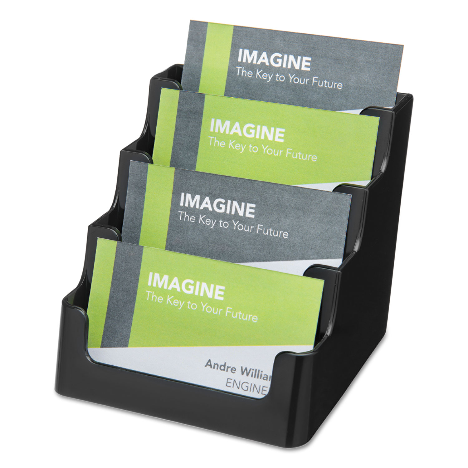 Get Sustainable Office® Recycled Business Card Holders and other ...