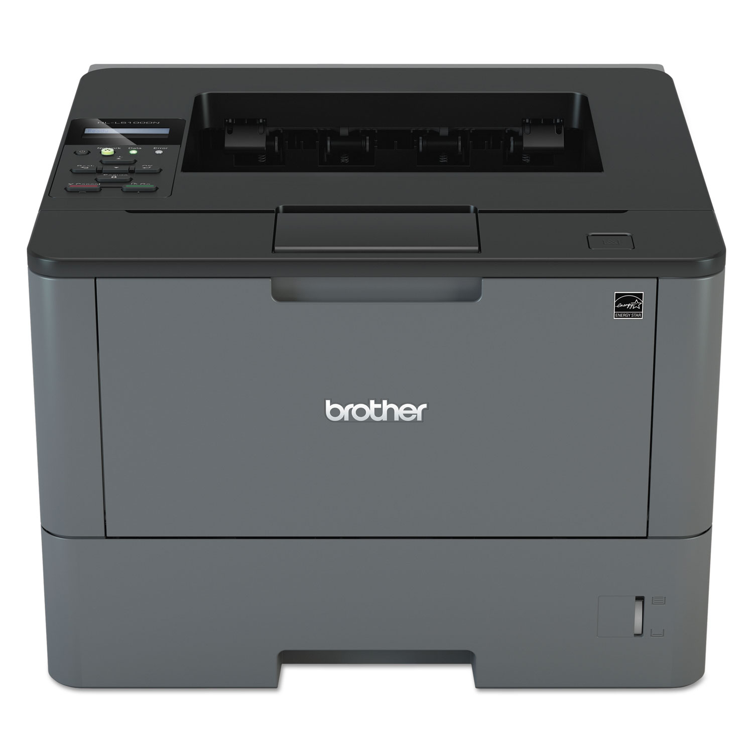 HL-L5100DN Business Laser Printer With Networking And Duplex Printing