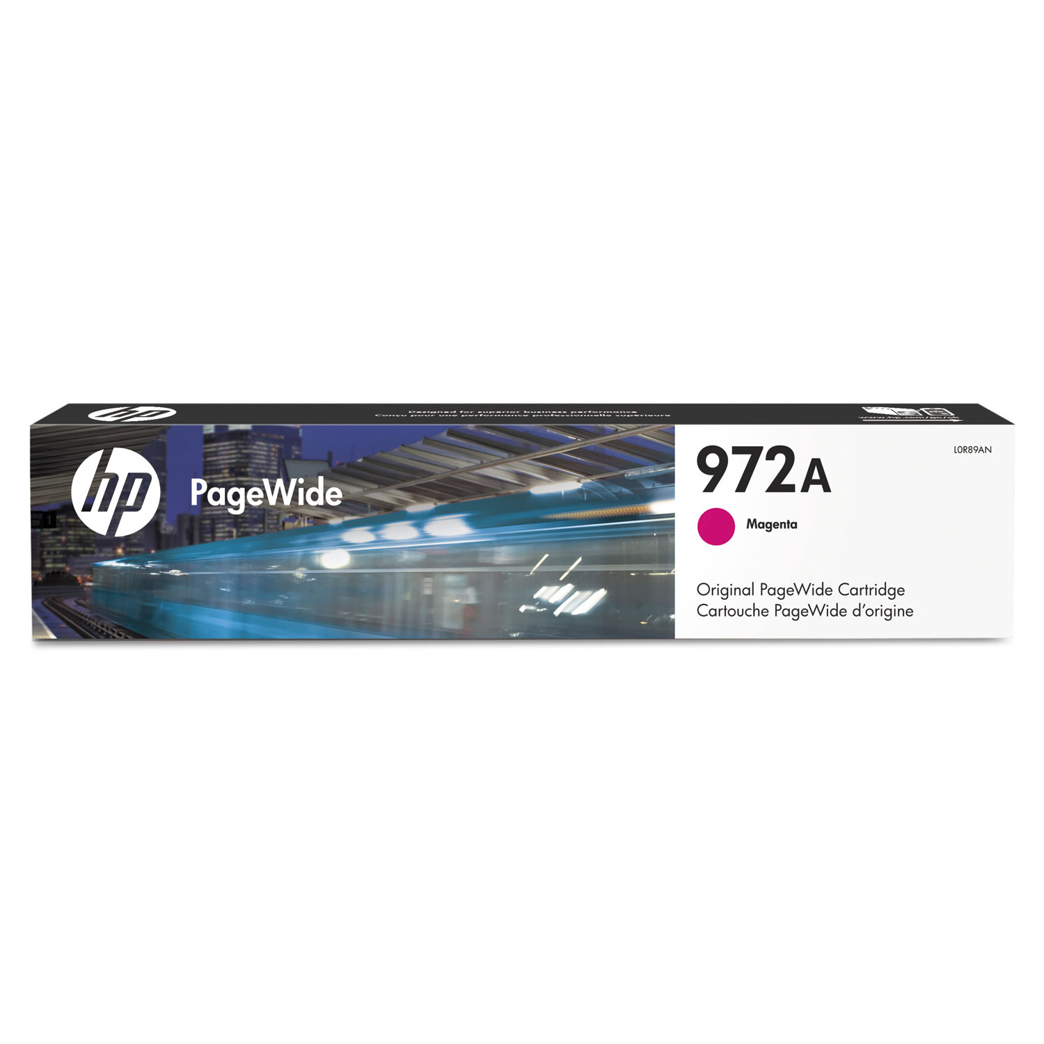 HP 972A L0R89AN Magenta Original Ink Cartridge