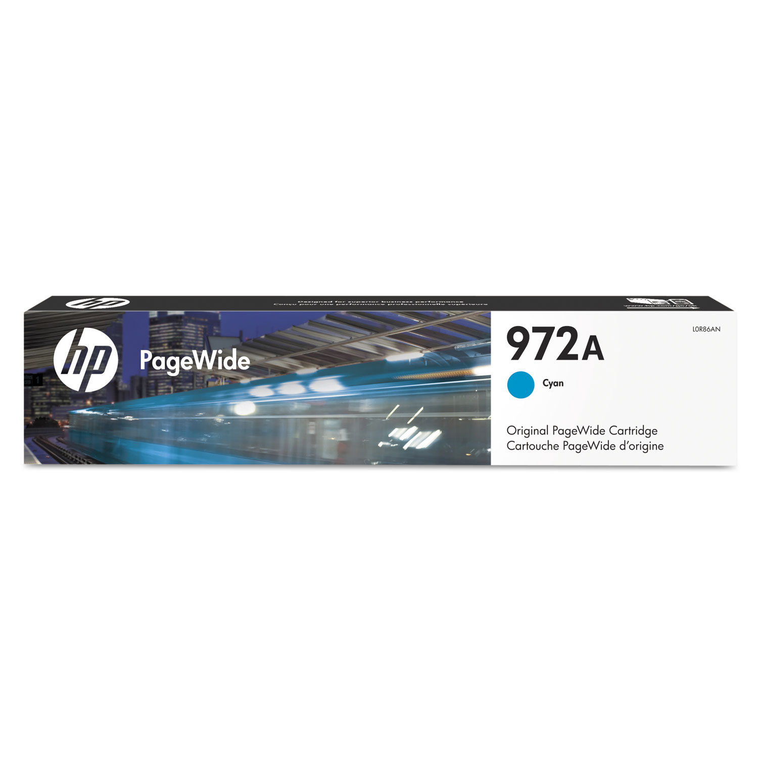 HP 972A L0R86AN Cyan Original Ink Cartridge
