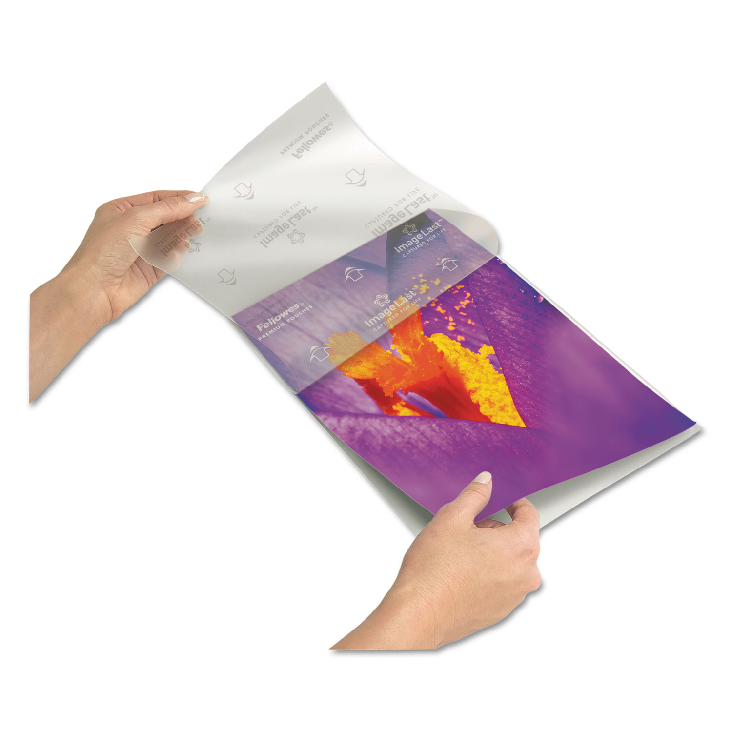 ImageLast Laminating Pouches with UV Protection, 3mil, 11 1/2 x 9, 25/Pack