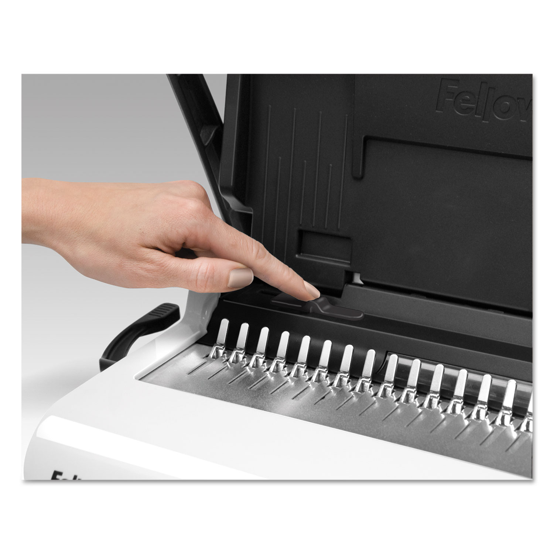 FEL5006501 Fellowes Star+ 150 Manual Comb Binding Machine