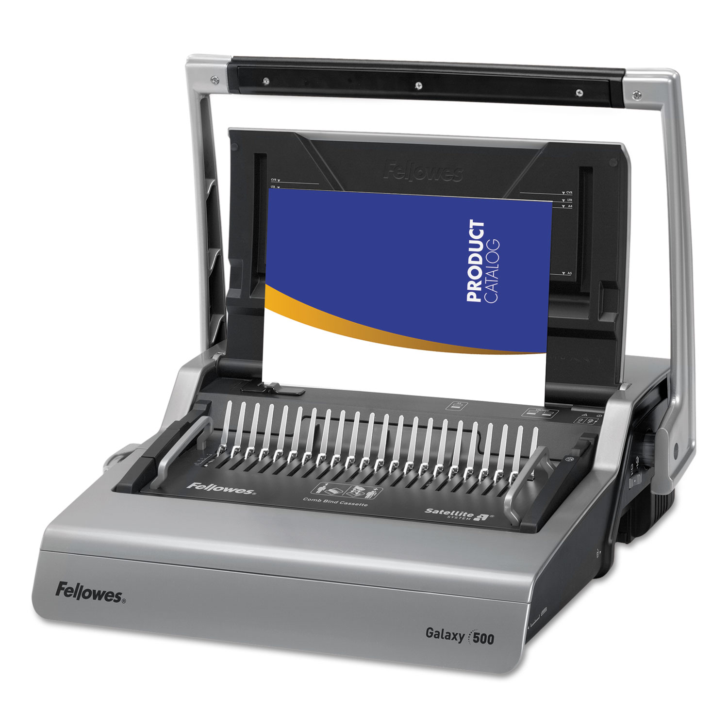 View Galaxy™ 500 Comb Binding Systems And Other Binding