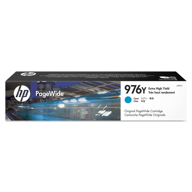 HP 976Y L0R05A Cyan Original Ink Cartridge