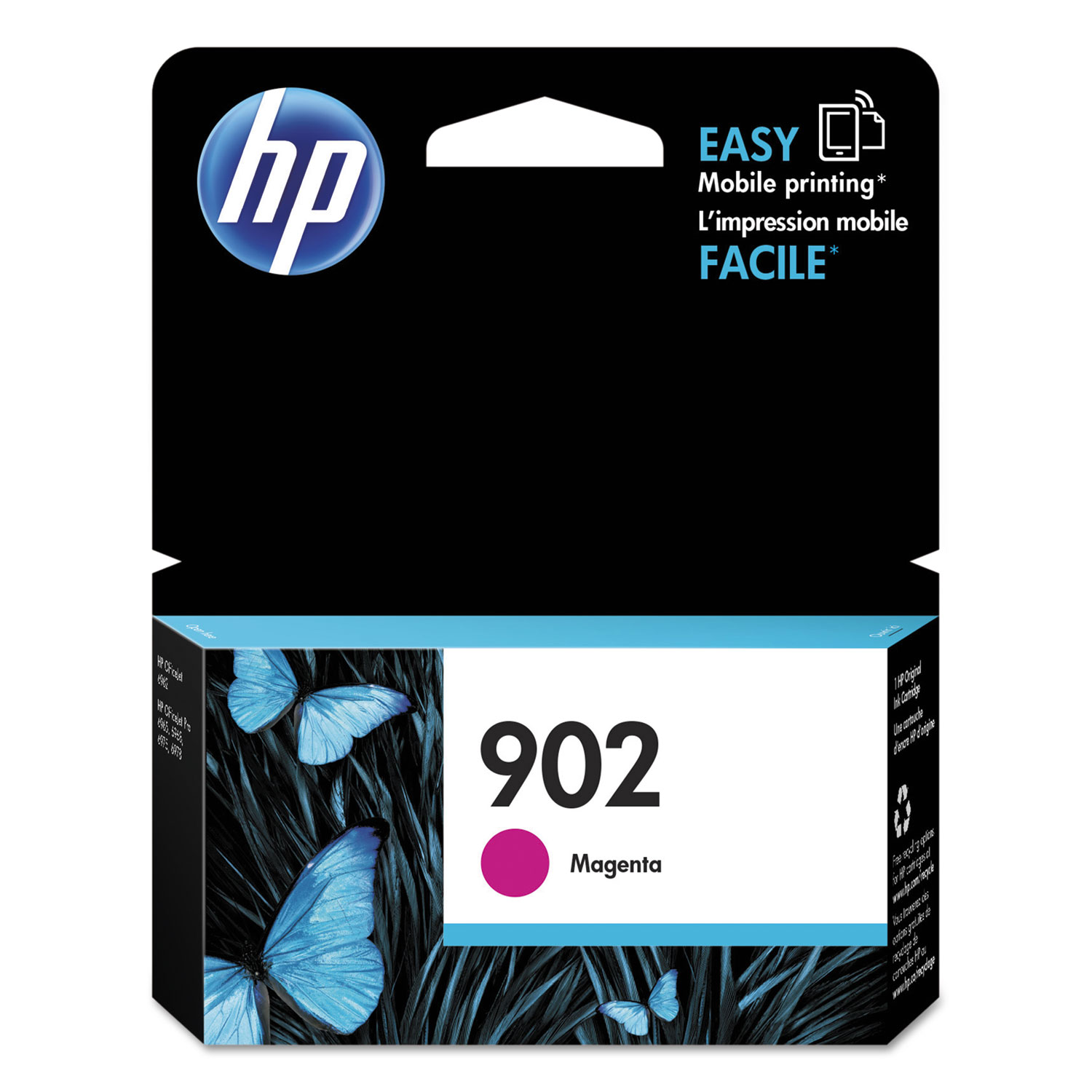 HP 902 T6L90AN Magenta Original Ink Cartridge