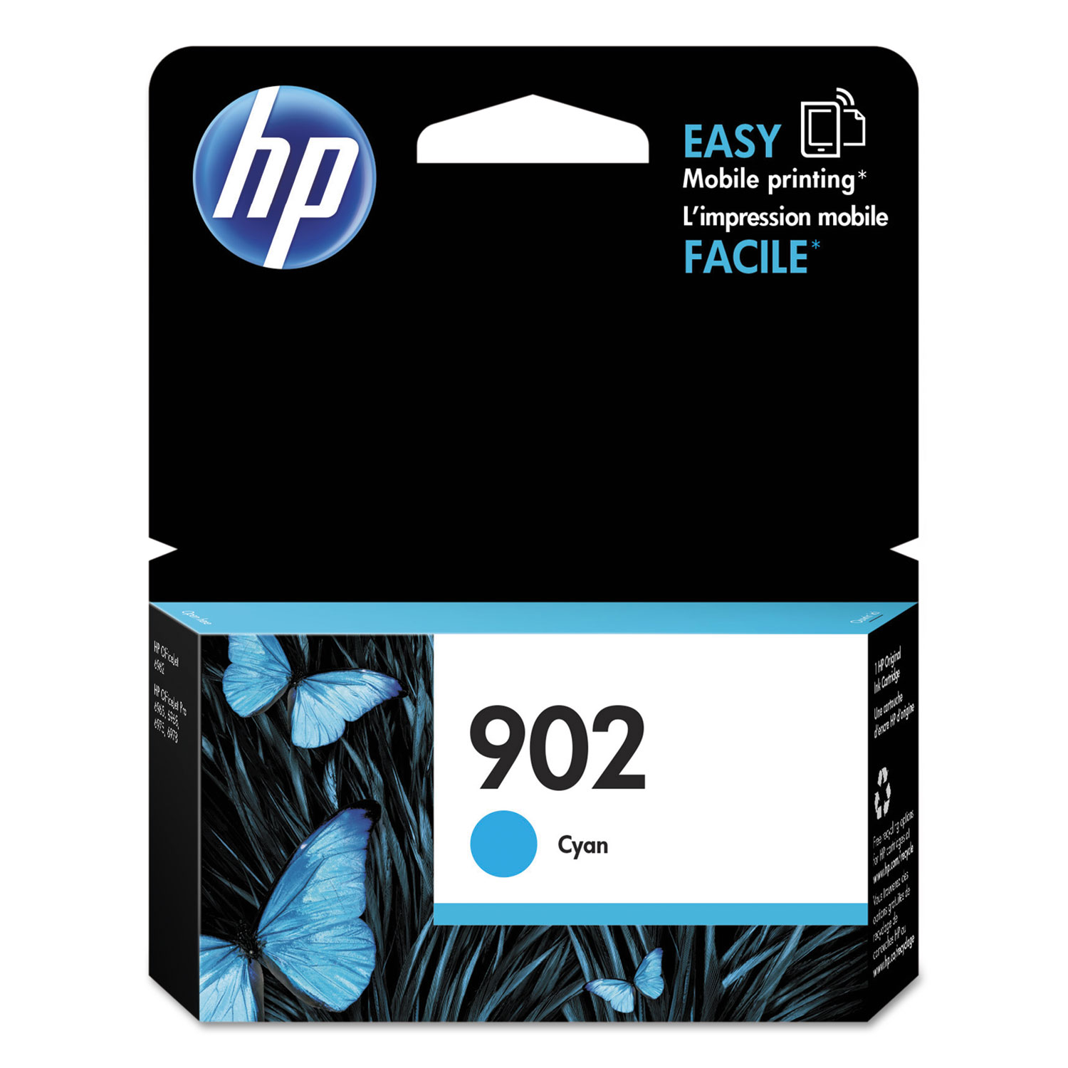 HP 902 T6L86AN Cyan Original Ink Cartridge