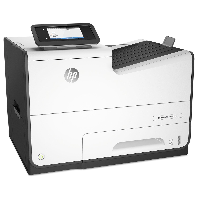 PageWide Pro 552dw Wireless Printer