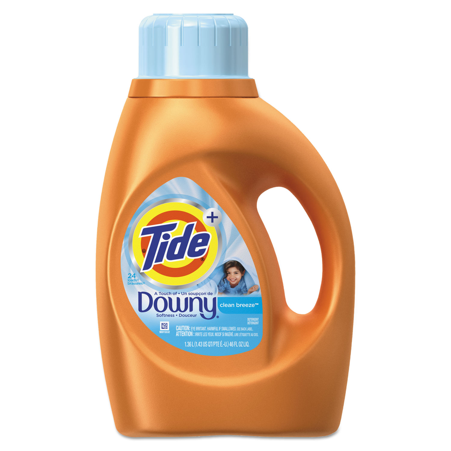 Touch of Downy Liquid Laundry Detergent by Tide® PGC87458 ...