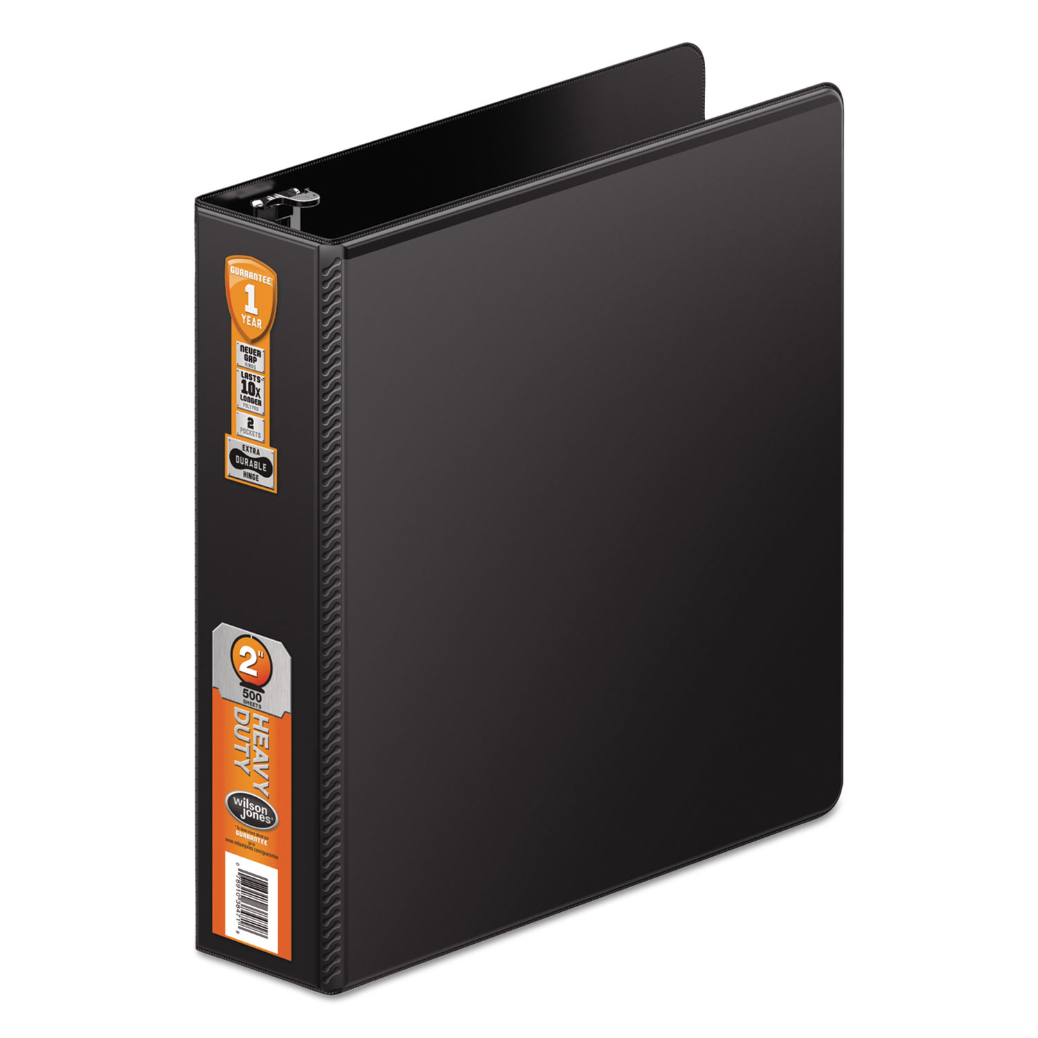 Heavy-Duty D-Ring Binder W/Extra-Durable Hinge By Wilson