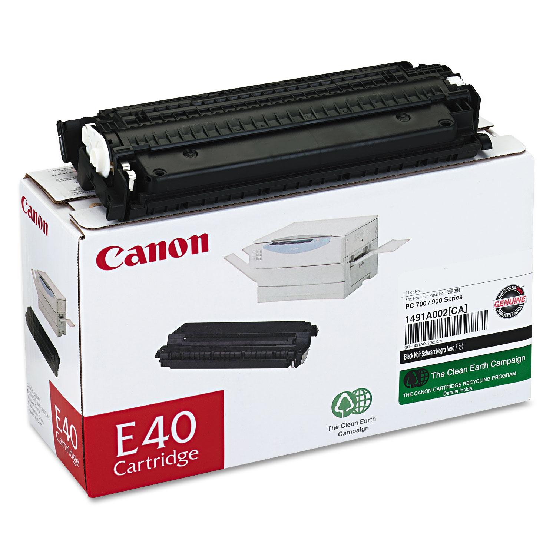 E40 Toner By Canon Cnme40 Tinta Black Noir 1 Liter Thumbnail
