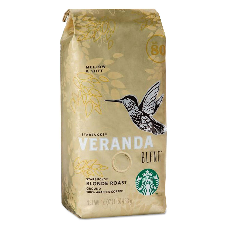 Coffee, Vernanda Blend, Ground, 1lb Bag