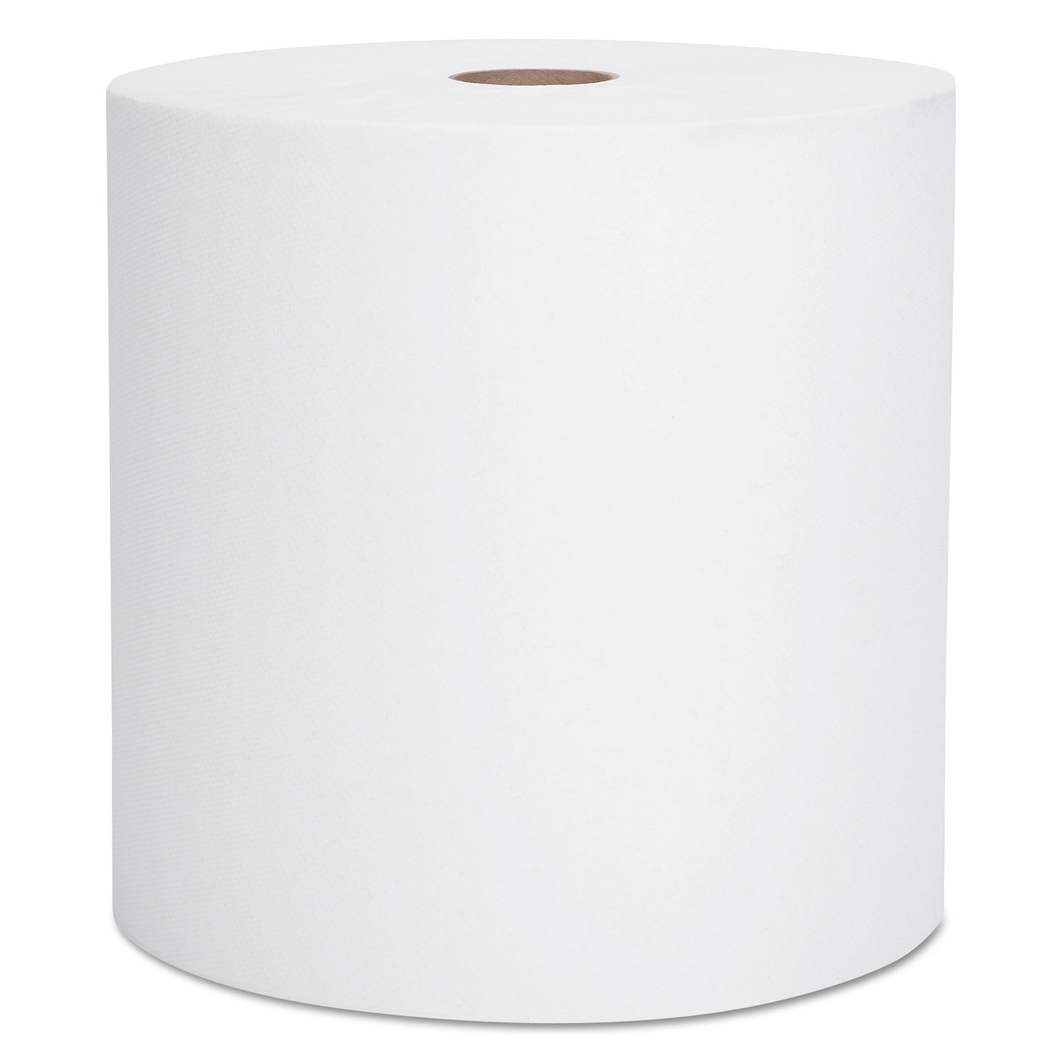 """Essential High Capacity Hard Roll Towel, 1.5"""" Core 8 x 1000ft, White,12 Rolls/CT"""