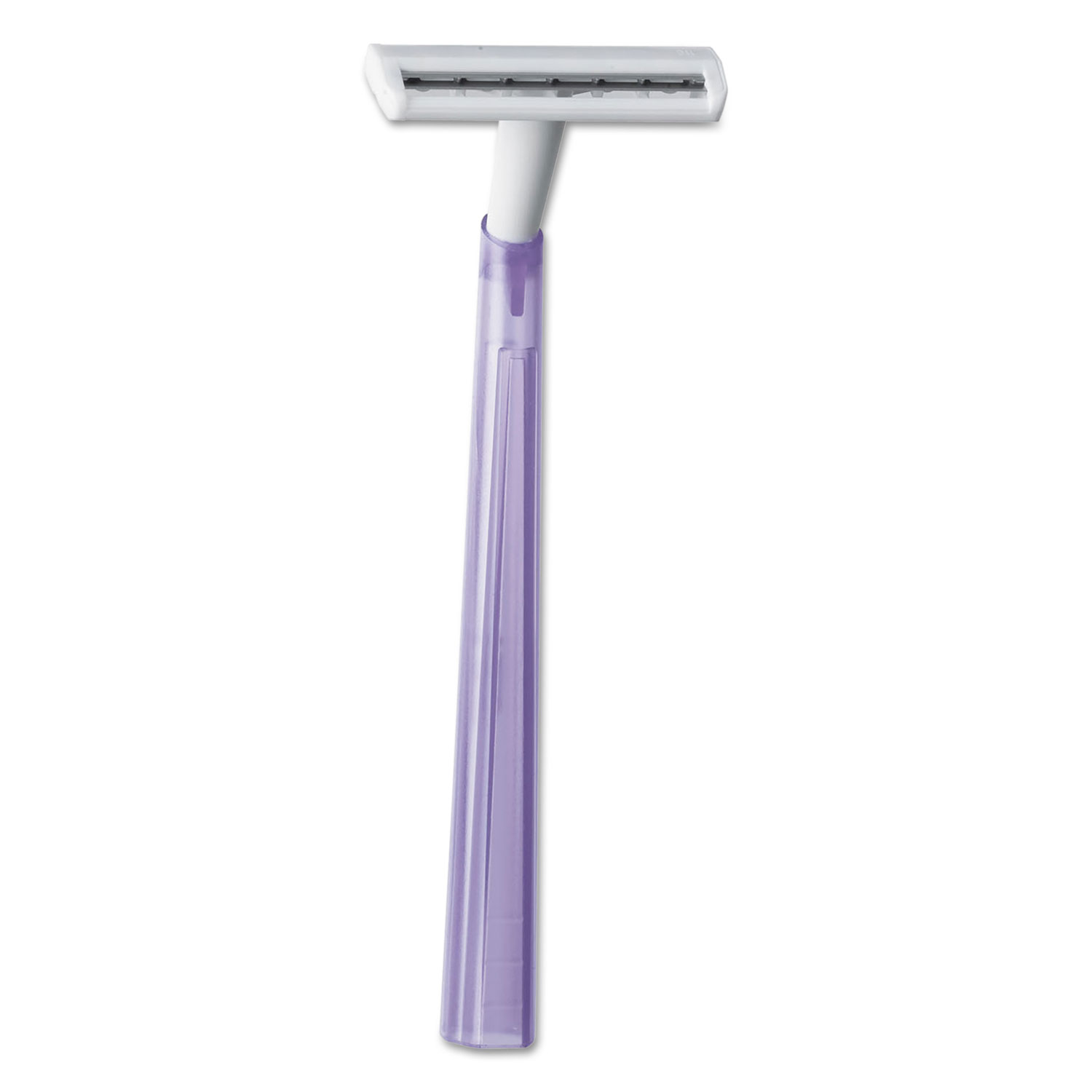 Silky Touch Women's Disposable Razor, 2 Blades, Assorted Colors, 10/Pack