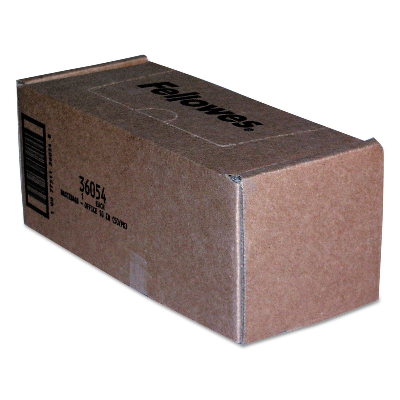 Shredder Waste Bags, 14-20 gal Capacity, 50/Carton