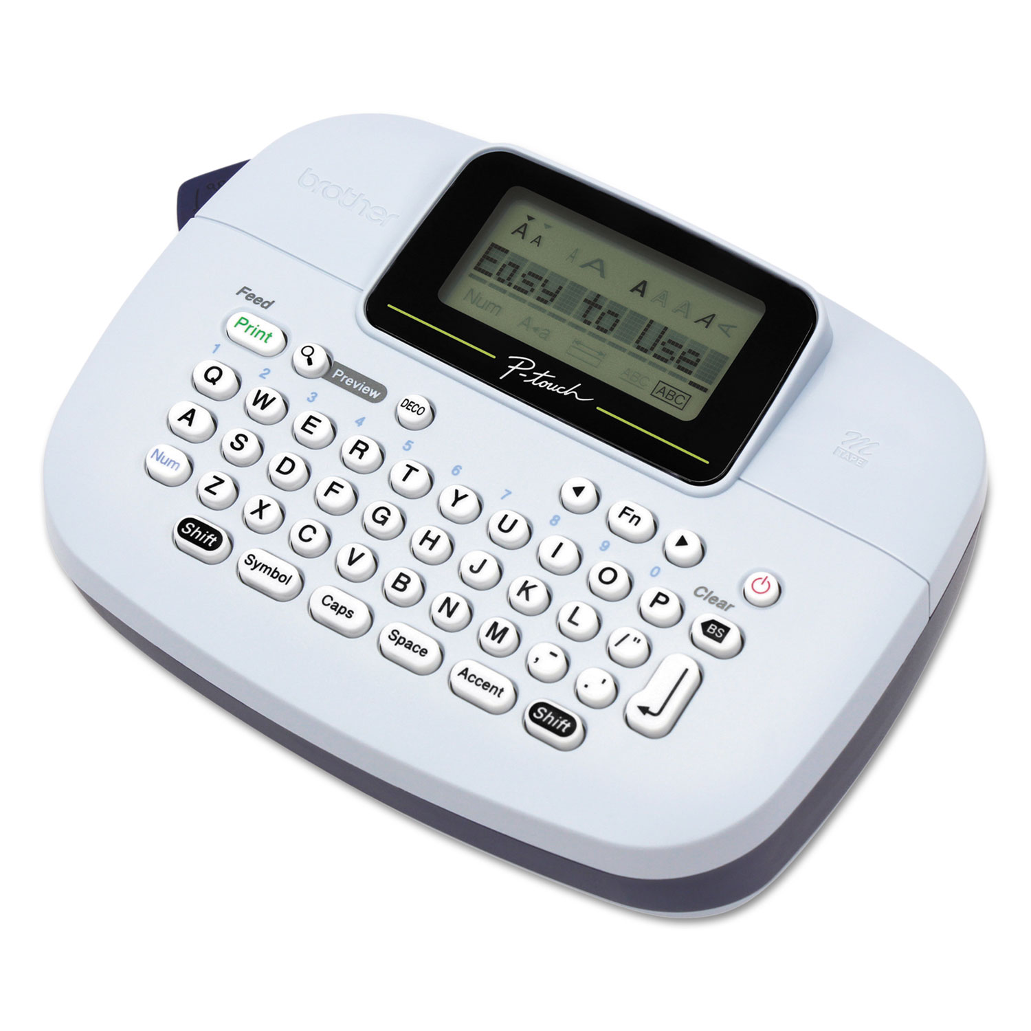 Pt M95 Handy Label Maker By Brother P Touch Brtptm95