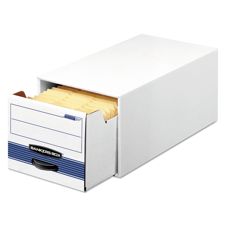 Fel00306 Bankers Box Stor Drawer Steel