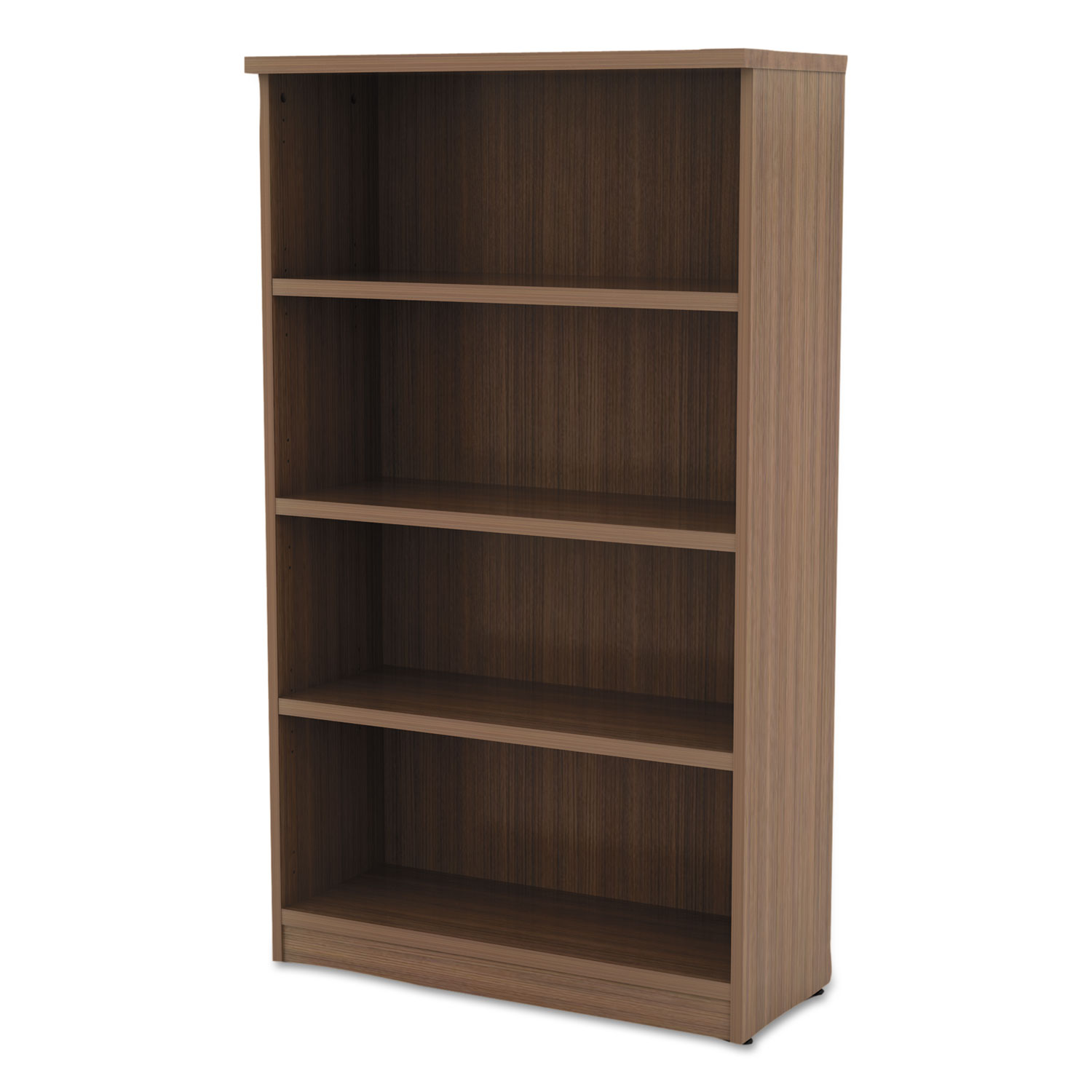 Alera Valencia Series Bookcase Four Shelf 31 3 4w X 14d X
