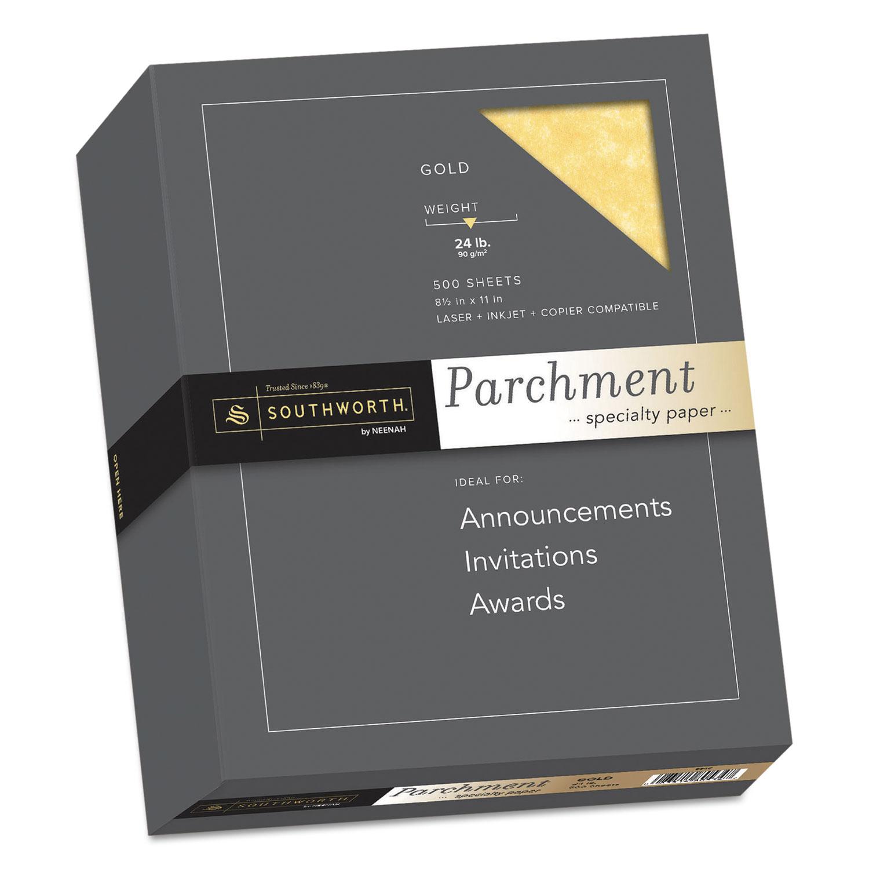 sou994c southworth parchment specialty paper
