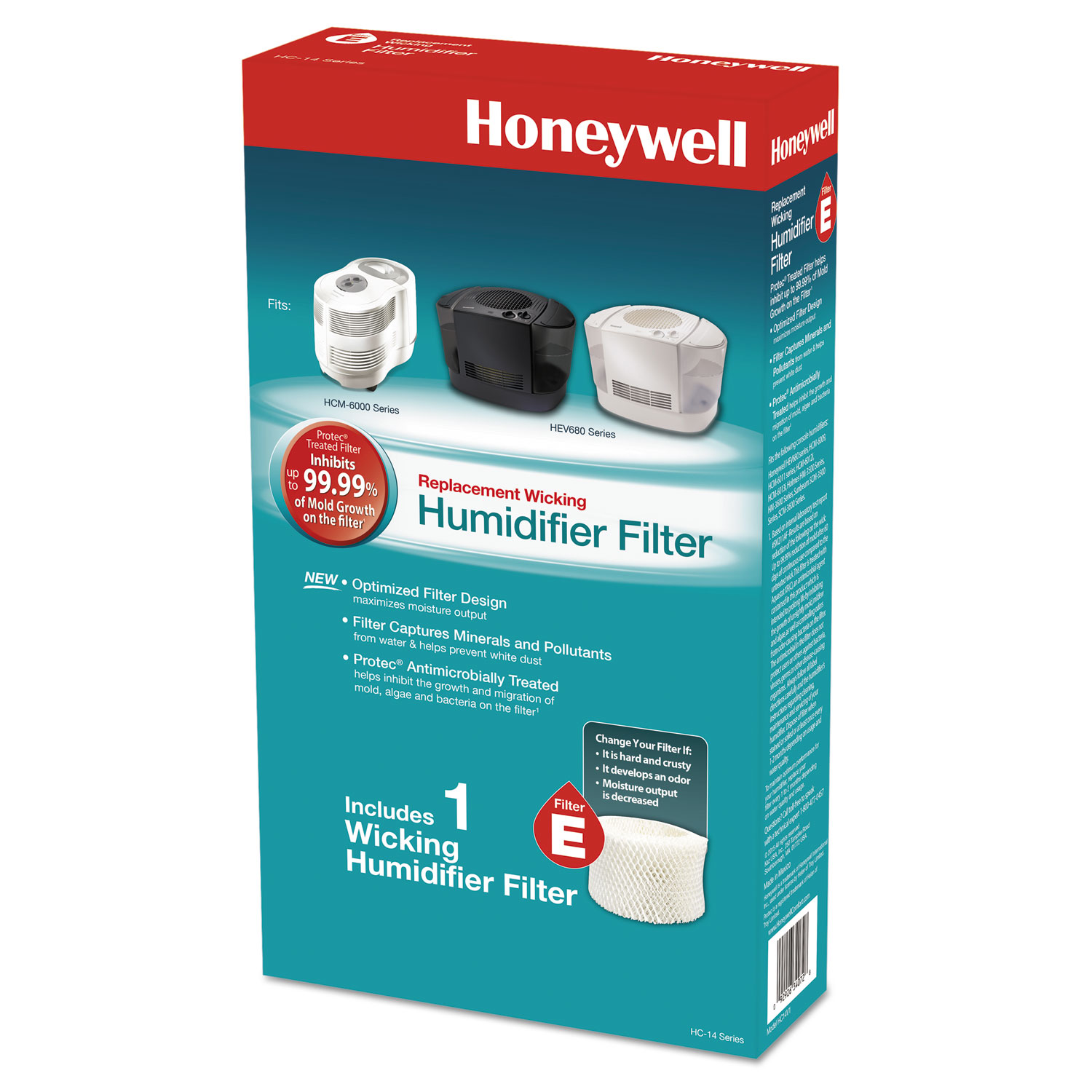 Humidifiers Mail: Quietcare Console Humidifier Replacement Filter By