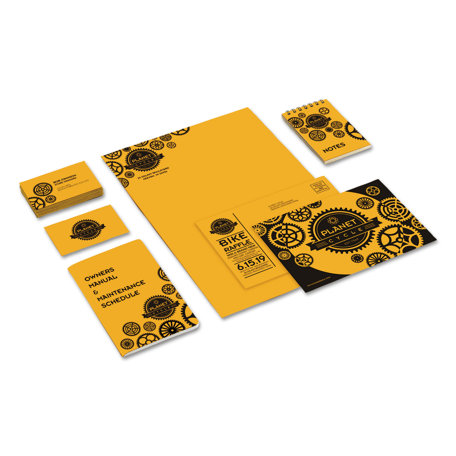 Gold color cardstock paper - Color Cardstock 65lb 8 1 2 X 11 Galaxy Gold 250 Sheets