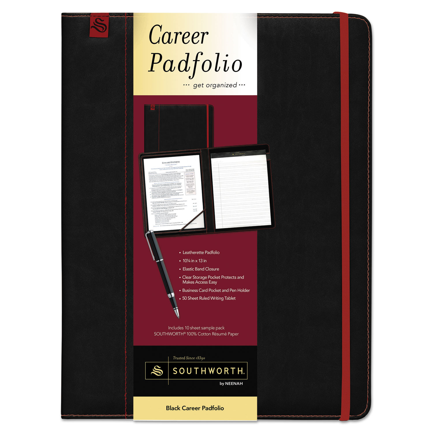 resume Southworth Resume Paper career pad folio by sou99671 ontimesupplies com thumbnail 1