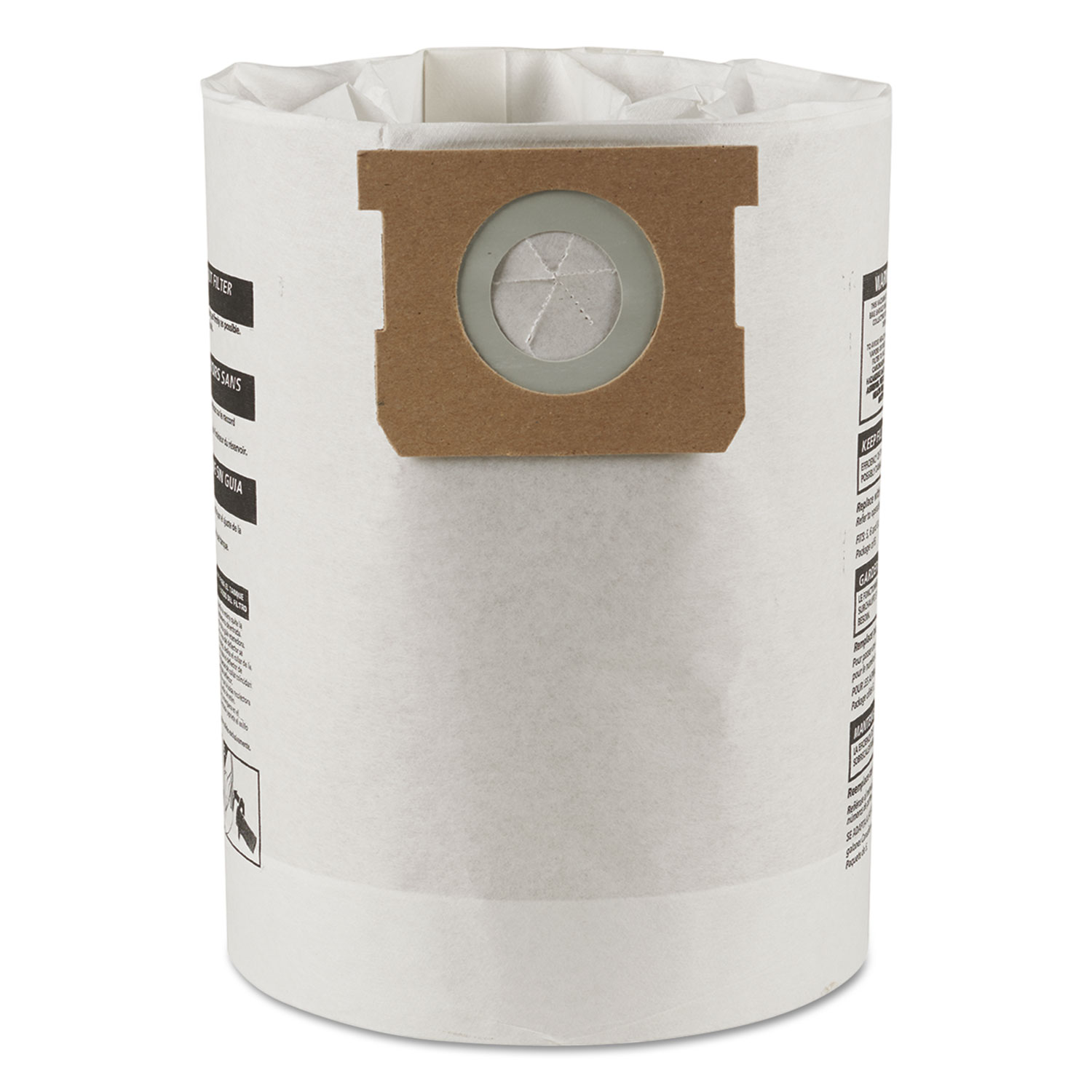 Disposable Collection Filter Bags, Fits 10-14 gallon tanks