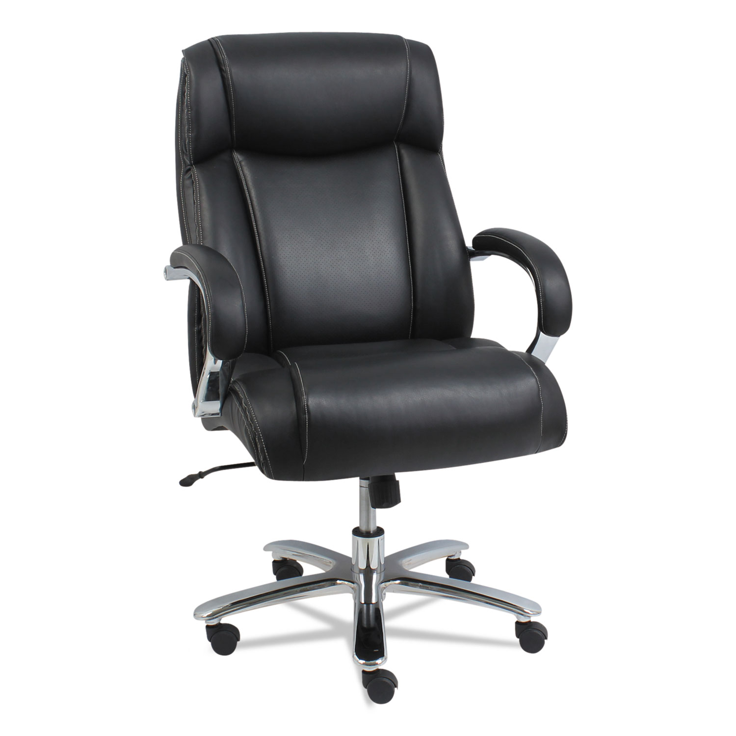 Alera Maxxis Series Big and Tall Leather Chair by Alera ALEMS4419
