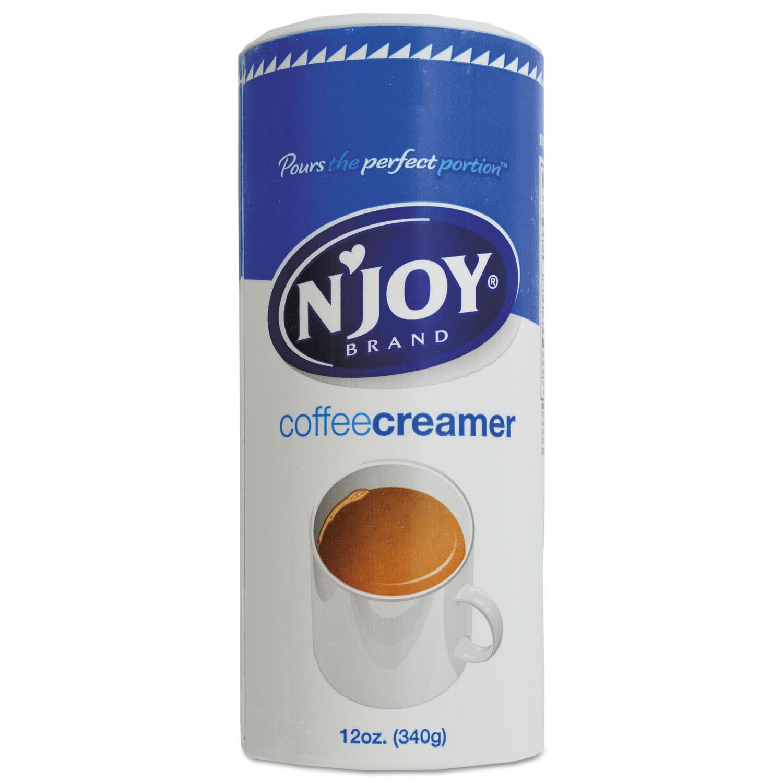 Non-Dairy Coffee Creamer, Original, 12 oz Canister
