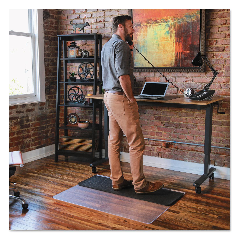 Stand Mat For Carpet Or Hard Floors