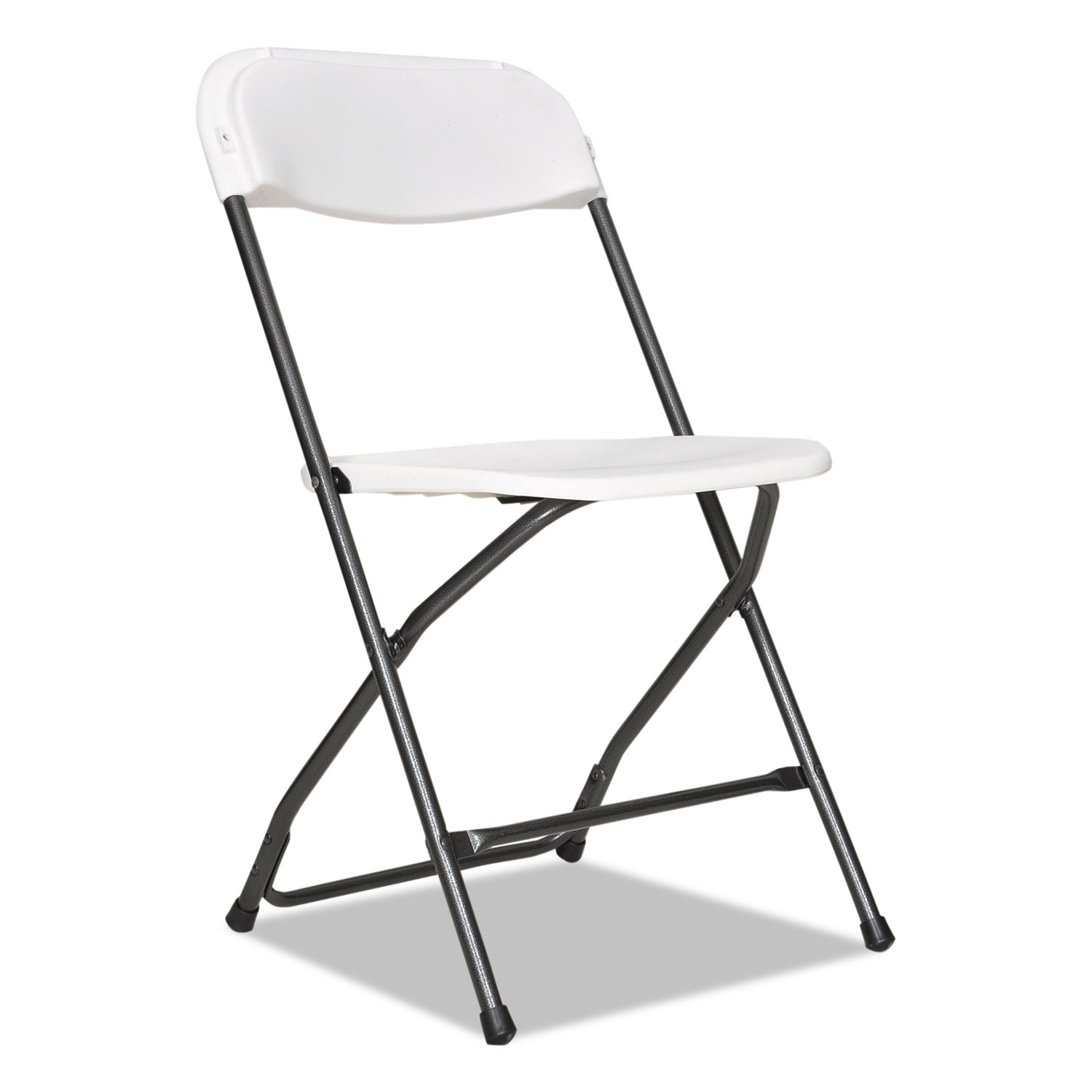 Economy Resin Folding Chair by Alera ALEFR9502 TimeSupplies