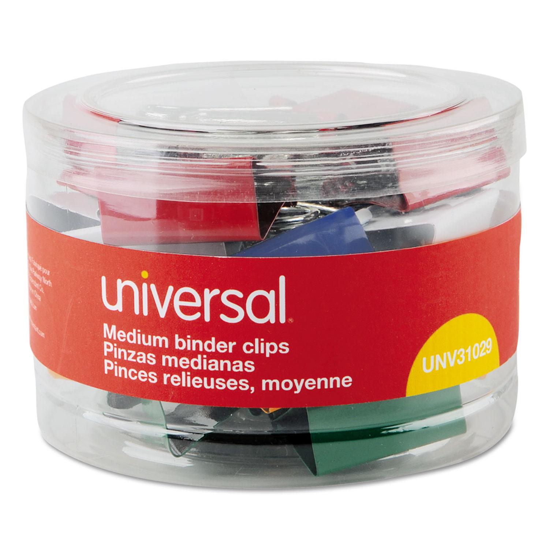 Medium Binder Clips By Universal® UNV31029