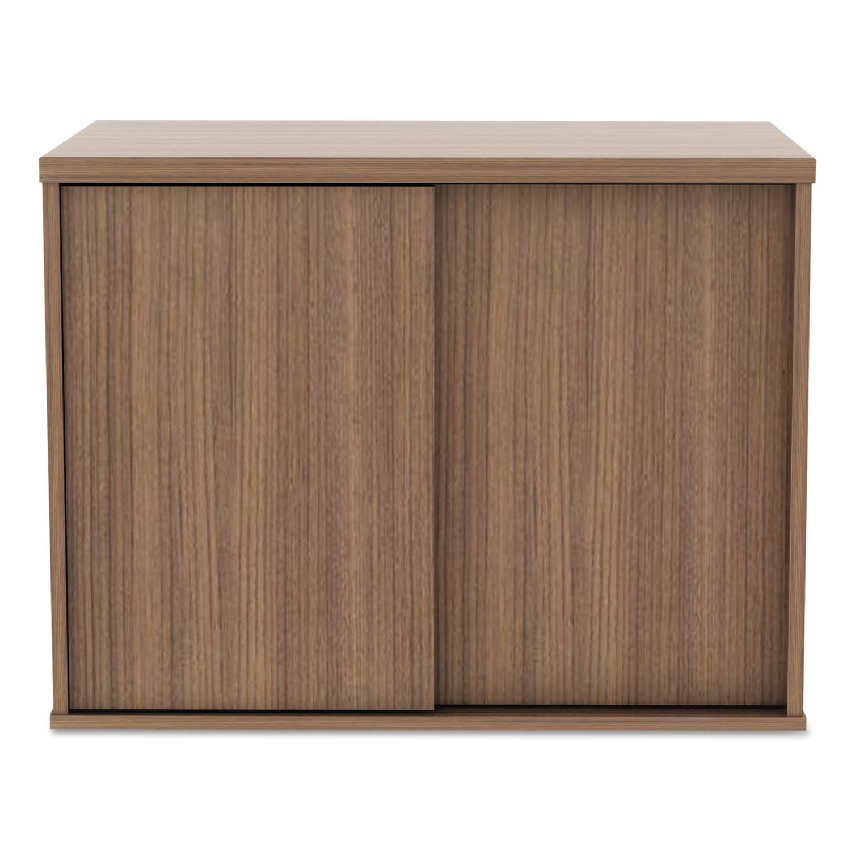 Low Storage Cabinet Alera Open Office Low Storage Cabinet Credenza By Alera
