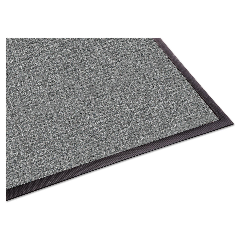 WaterGuard Indoor/Outdoor Scraper Mat, 48 x 72, Gray