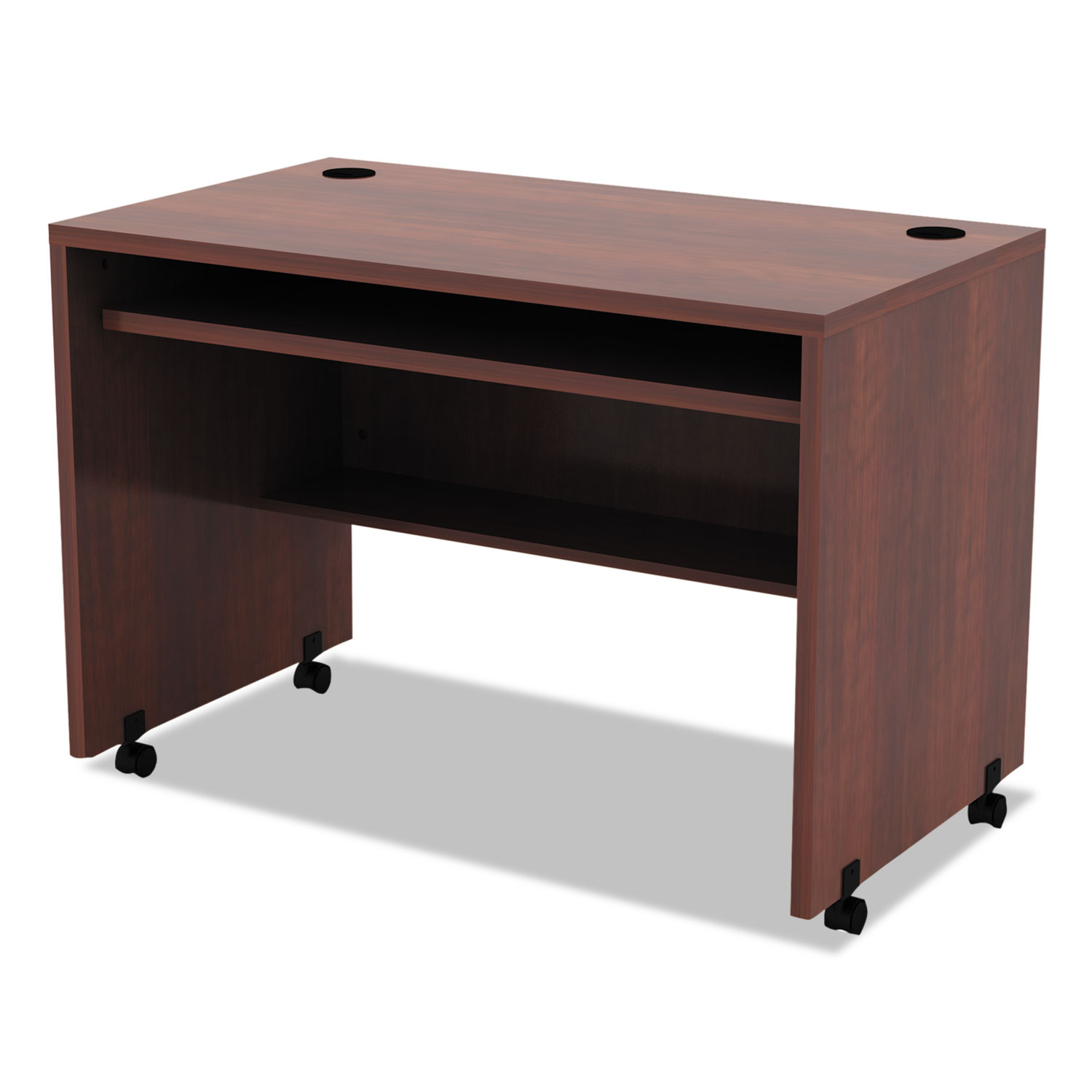 storage mahogany amazon color desk workstation dp with complete computer dining com kitchen