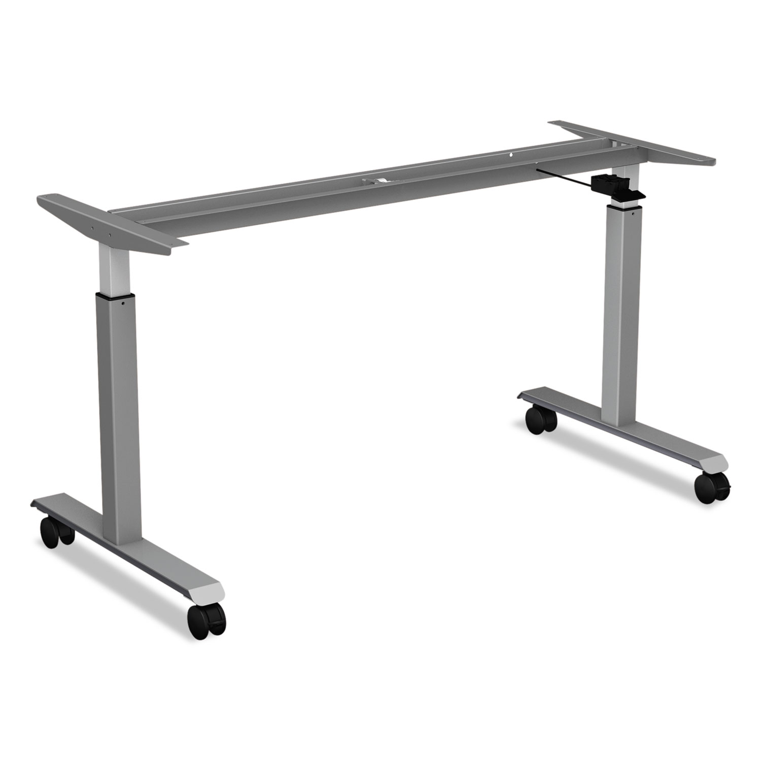 Casters For Height Adjule Table Bases Black 4 Set